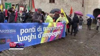 Duemila persone a Fano per la giornata contro tutte le mafie