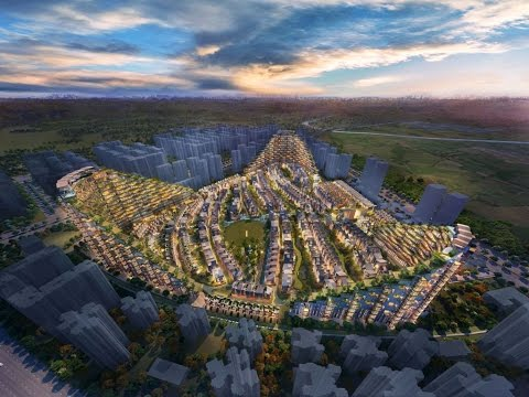 Rise Group - Resort Residence - Sports City - Greater Noida west - Walkthrought