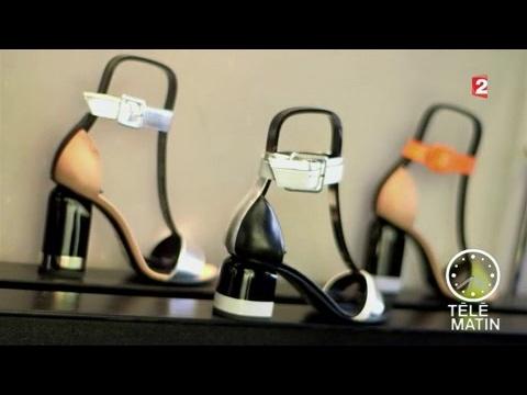 Mode - Dans les pas de Pierre Hardy...