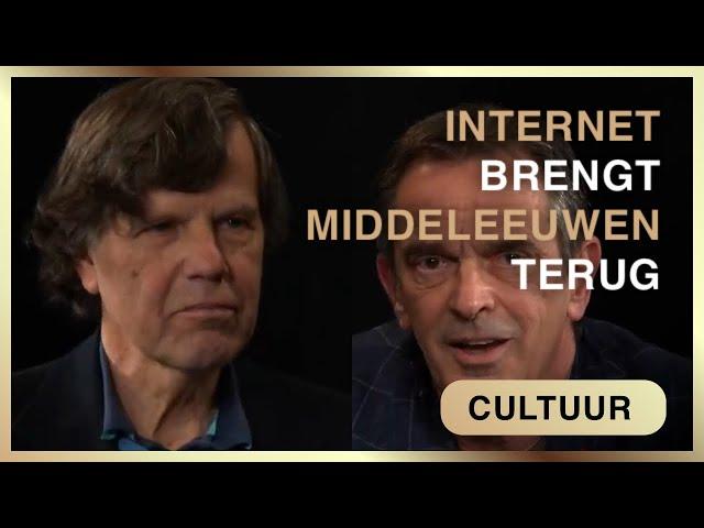 Internet brengt ons terug naar de middeleeuwen | Pieter Stuurman met Frans van der Reep