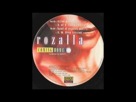 Rozalla - Coming Home