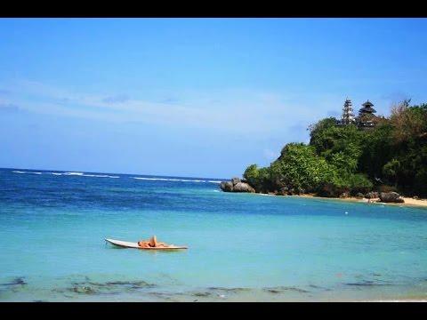 GEGER BEACH Nusa Dua Bali Indonesia