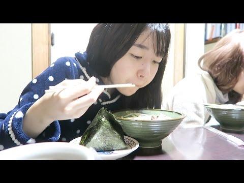 VLOGMAS DAY 11 | Lazy day in Osaka at Host Family House