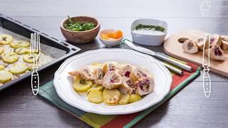 Куриное филе под соусом гремолата – доставка продуктов с рецептами Шефмаркет
