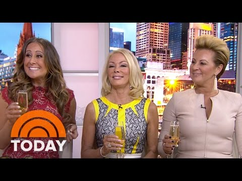 Melbourne 'Housewives:' We Knew We'd Be A Hit Show | TODAY