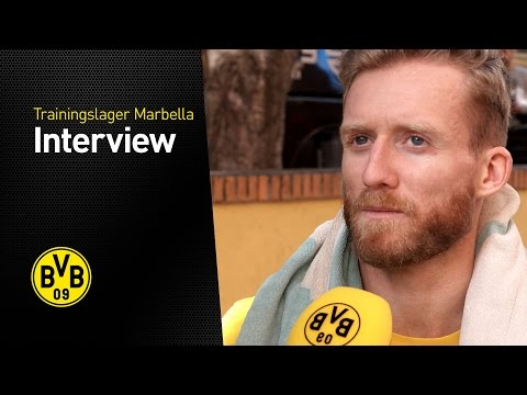 André Schürrle im Interview | Trainingslager in Marbella 2017