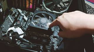 How To Safely Remove Stock Wraith Prism Heatsink from AMD Ryzen 9 3900X Processor