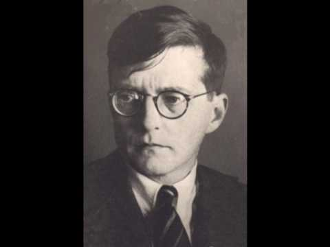 Dmitri Shostakovich- Symphony no. 1 mvt. 4 Allegro molto
