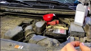 Замена масла в раздатке на Форд Эксплорер 2013 года Ford Explorer 3,5