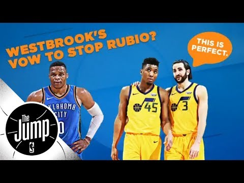 Does Russell Westbrook care more about stopping Ricky Rubio than winning Game 4? | The Jump | ESPN