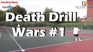 Video Tennis Drills | Death Drill Wars #1 download MP3, 3GP, MP4, WEBM, AVI, FLV Juni 2018