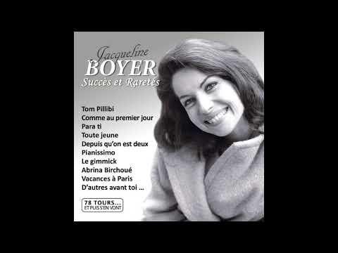 Jacqueline Boyer - Tom Pillibi