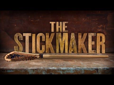 THE STICKMAKER - Alf Jaques