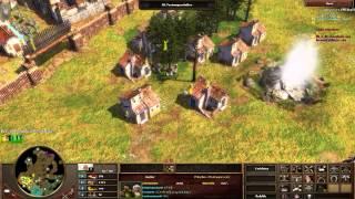 Age of Empires III - The Asian Dynasties - Multiplayer Gameplay [Deutsch/HD]