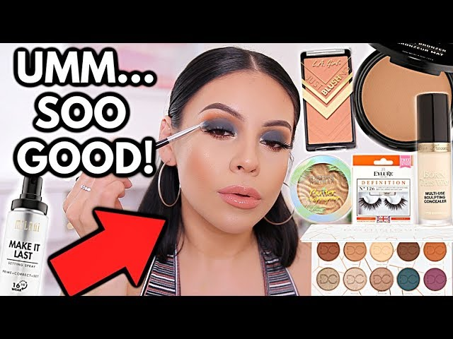 Full Face Of NOTHING New! *amazing products I forgot about*
