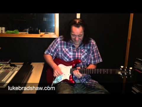 Robben Ford Talk To Your Daughter Guitar Lesson By