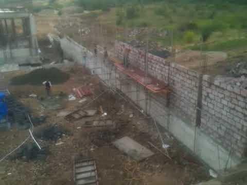 Строительство частного коттеджа для чиновника в элитном районе Еревана, Армения