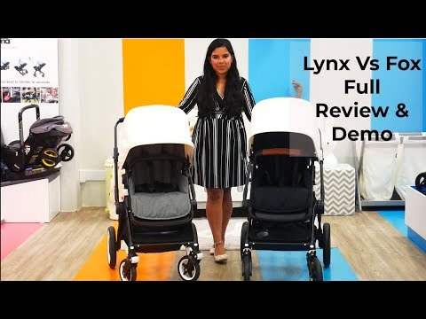 *NEW* Bugaboo Lynx Vs Fox Comparison – How do they line up?