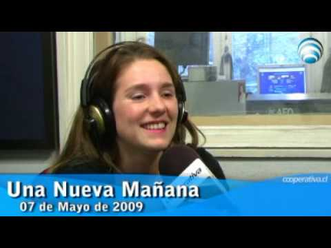 Monserrat Prats en Radio Cooperativa