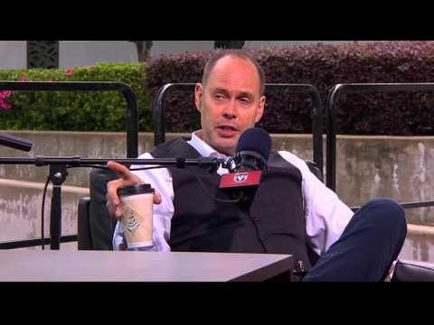 Ernie Johnson on The Dan Patrick Show (Full Interview) 4/1/16