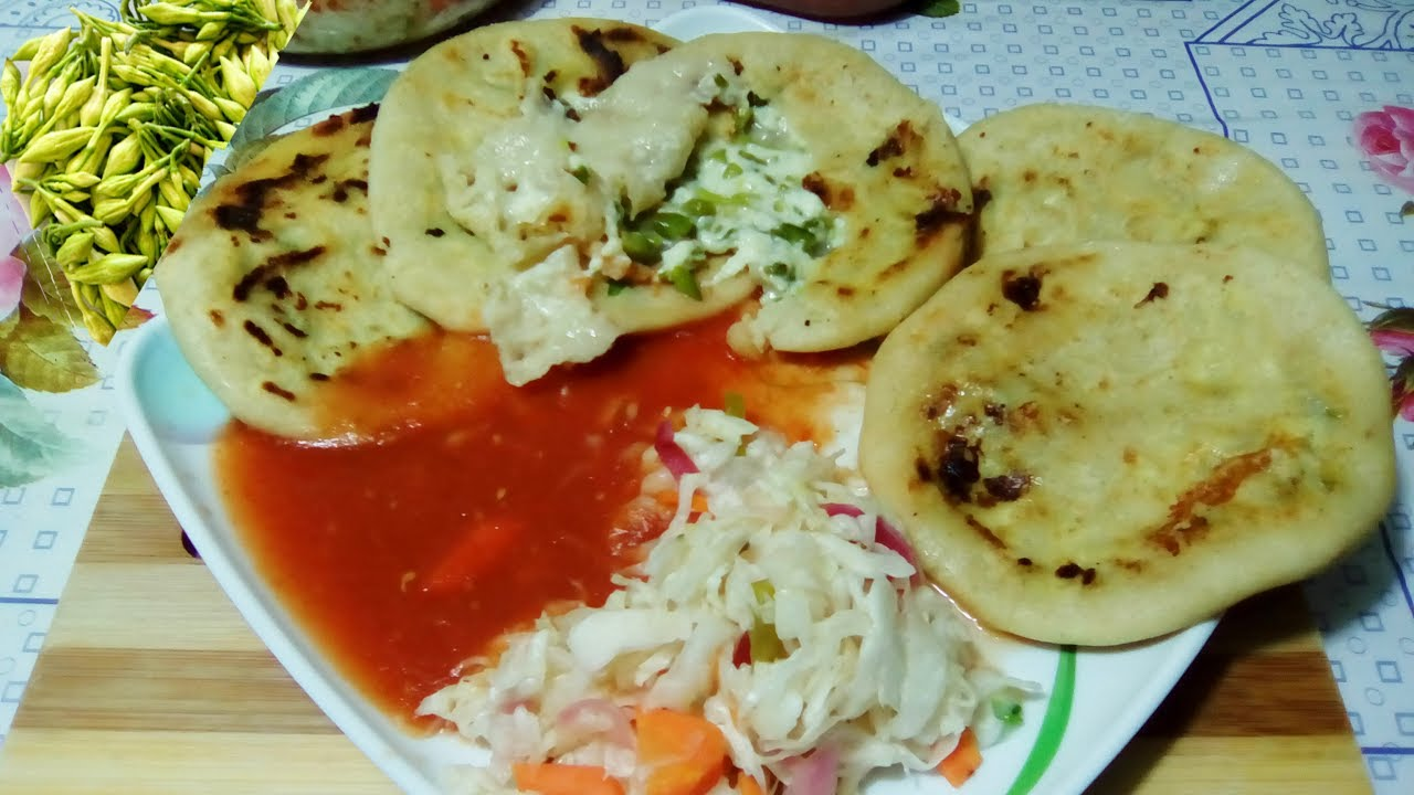 how to make pupusas de queso