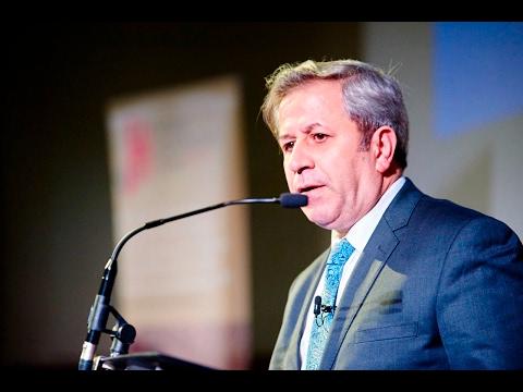 Prof. Maamoun Abdulkarim on Syria's Battle to Protect its Past - London, 15th November 2015
