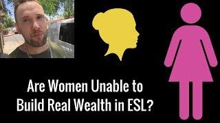 Female ESL Teachers Don