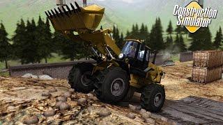 Construction Simulator 2016 - BIG JUMP