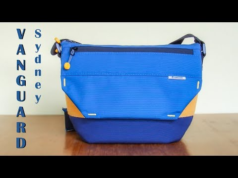 Vanguard sydney ii shoulder camera bag