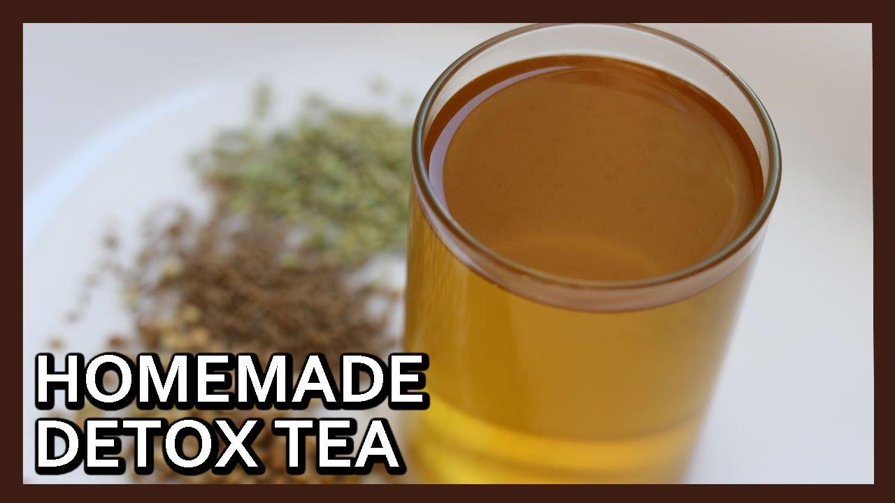 Homemade Detox Tea For Weight Loss Diy Detox Tea Easy