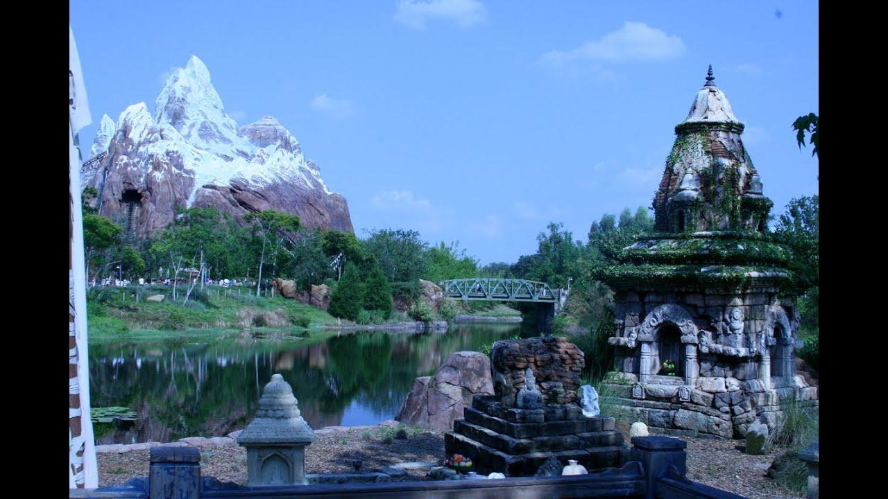 Disney Animal Kingdom Tour Video