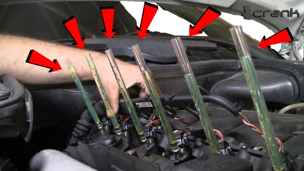 Fuel Injector Diagnostic Tool Vs Leak Back Vs Bench Test