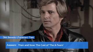 Then And Now: The Cast Of The A Team