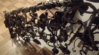 Кованые Перила Виноград-railing(, 2016-11-24T12:25:33.000Z)