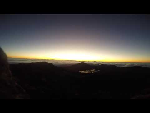 Sunrise @ Red Hill - Haleakalā National Park