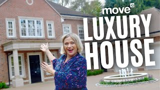 Luxury House With Stunning Interior Design | House Tour  Uk