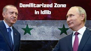 Idlib deal and Israeli strikes explained by Kevork Almassian