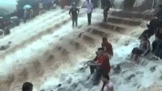 Bhushi Dam Full  | MPC News | Pune | Pimpri-Chinchwad
