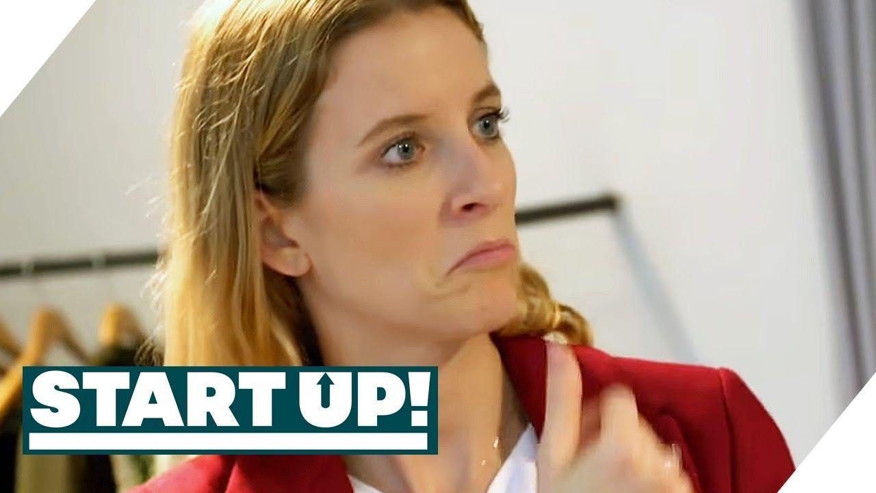 Die harte Wahrheit vom Profi: Jenny kämpft für ihre Arm-Strumpfhose | Start Up! | SAT.1 TV