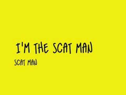 I'm The Scat Man - Scat Man