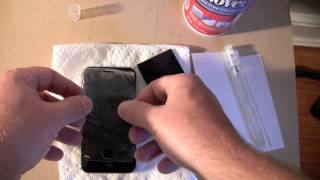 Wrapsol for iPhone 4 Install and Review