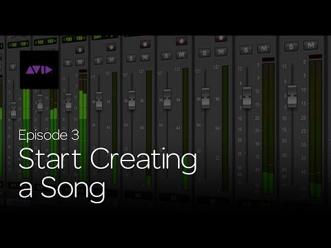 Get Started Fast with Pro Tools | First — Episode 3