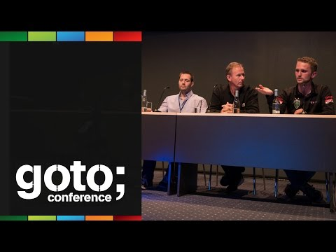 GOTO 2016 • Panel Discussion: The Future of Robotics