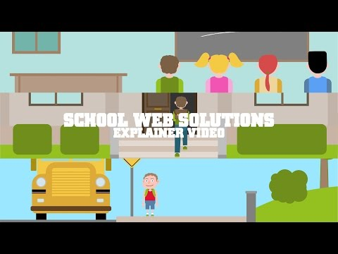 School Web Solutions Explainer Video