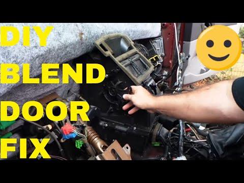 00 08 Ford Focus Broken Stuck Hvac Selector Funnydog Tv