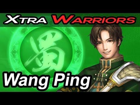Wang Ping - Xtra Warriors