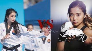 외국인들이 보고 기겁한 태권도(Taekwondo)의 소름돋는 발차기 모음 ㄷㄷ [Part #27]