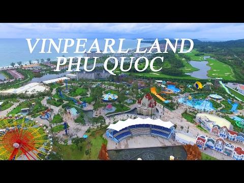 Vinpearl Land Phu Quoc Vietnam 2017