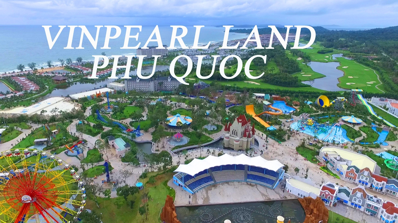 Vinpearl Land Phu Quoc Vietnam 2017 - YouTube