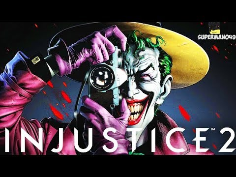 THE KILLING JOKE EPIC GEAR!  - Injustice 2